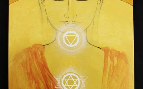 Healing Art - Buddha e Chakra
