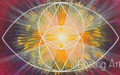 Healing Art - La Mandorla Mistica