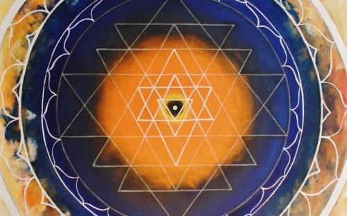 Healing Art - Sri Yantra